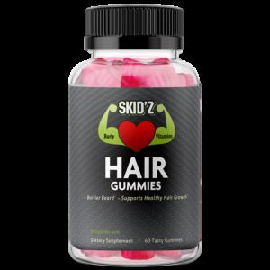 Hair-Gummies-Front