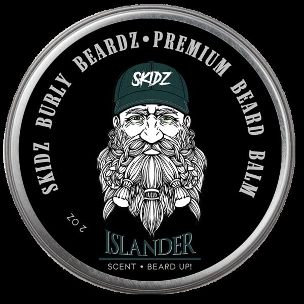 Islander-Beard-Bam-Front